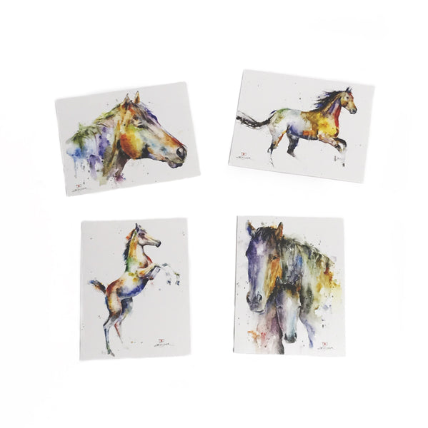 Thoroughbred Notecard Set