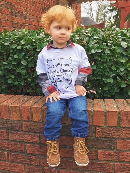 Naughty or Nice Tee - Toddler