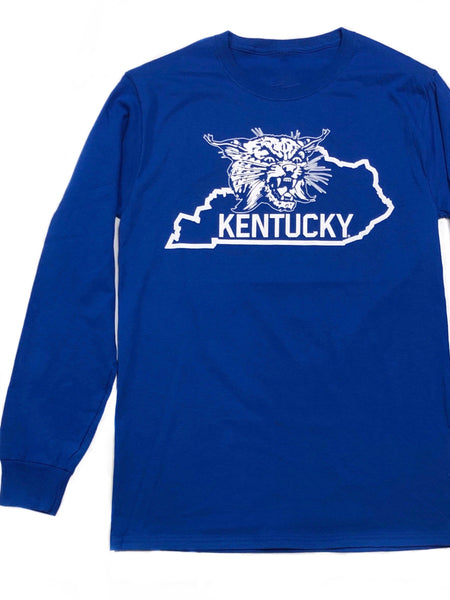 Wildcat Country Tee Long Sleeve