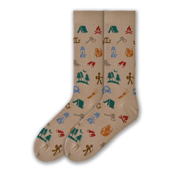 Going Camping Socks