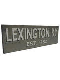 Lexington 1782 Sign