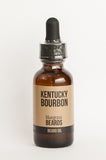 Beard Oil--4 Scents