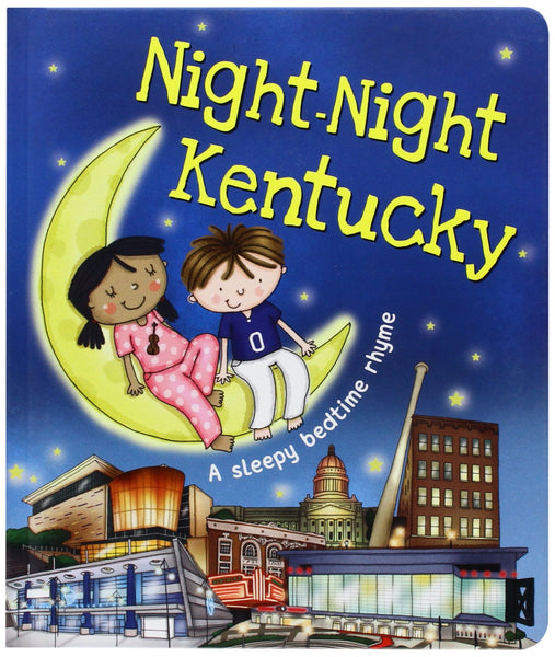 Night Night Kentucky Board Book