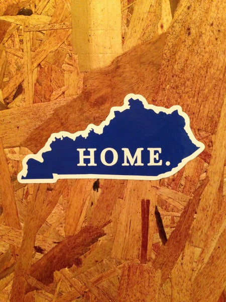 KY Home. Sticker