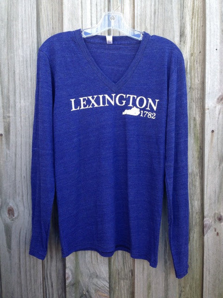 Lexington 1782 Long Sleeve V-Neck