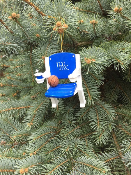 UK Stadium Chair Ornament