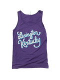 Lexington, Kentucky Script Tank