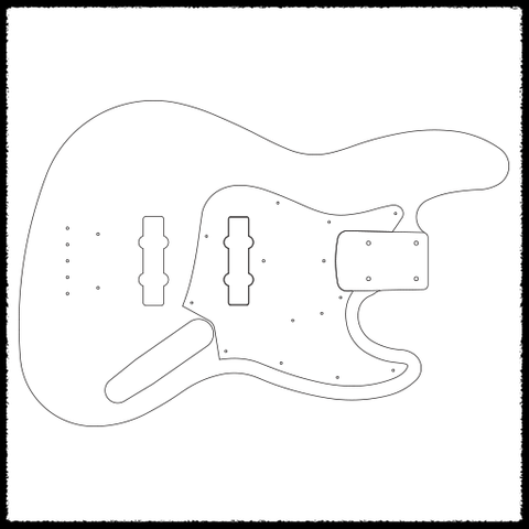 Fender Stratocaster Body Electric Body Wiring Diagram ~ Odicis
