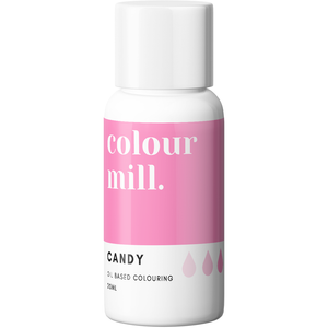 Colour Mill Oil Based Colouring Candy Pink 20ml