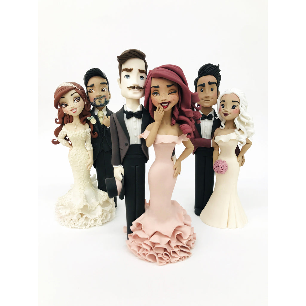 Bride and Groom Figure class - Advanced
