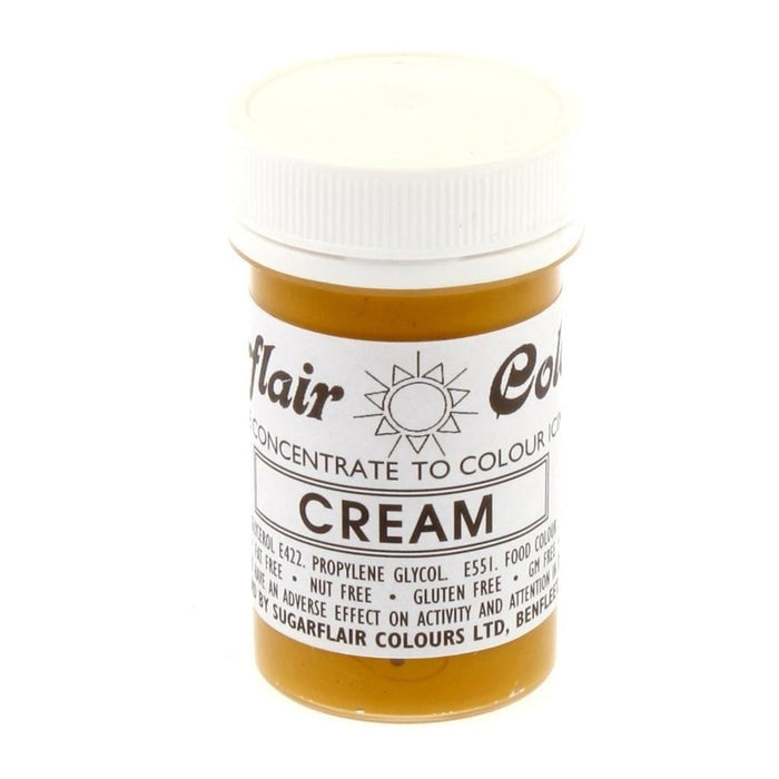 Sugarflair Cream