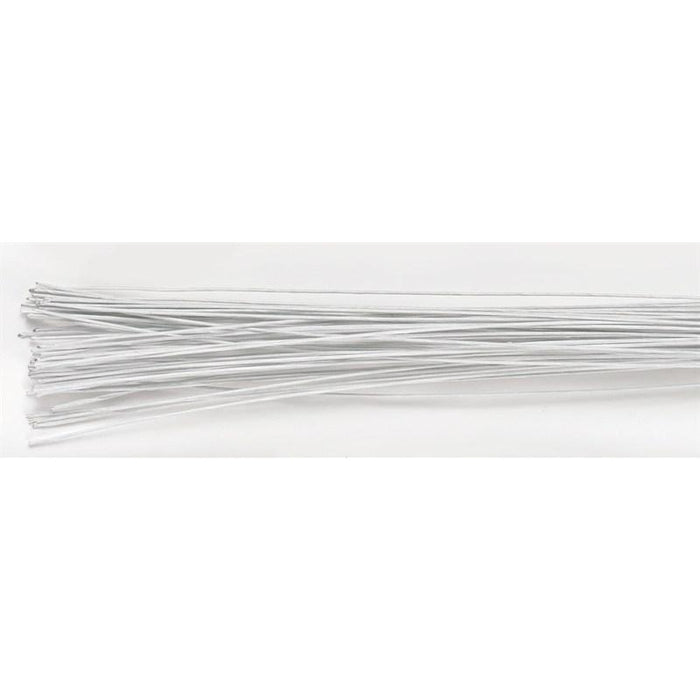 Culpitt Wires For Sugar Flowers 22 Gauge White