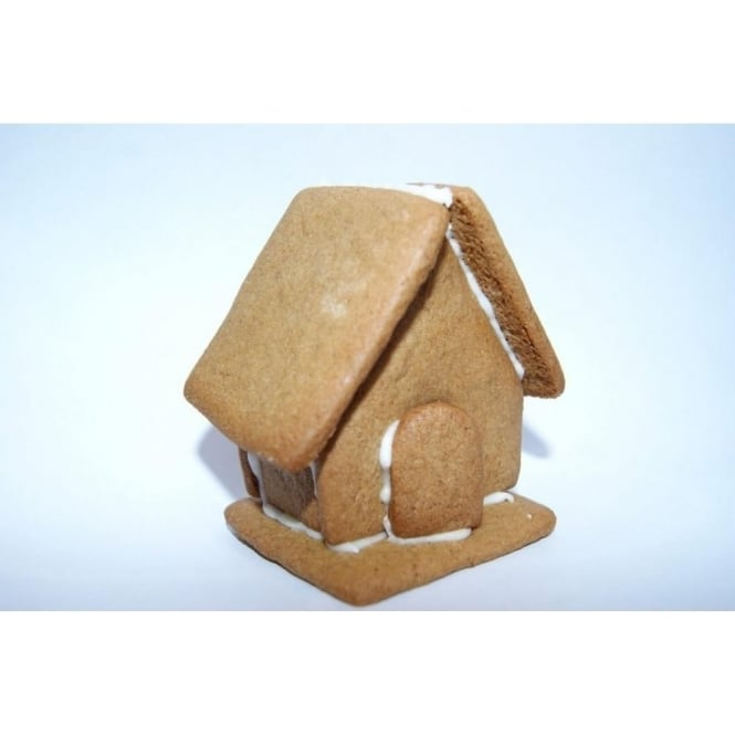 Valley Cutter Co. Gingerbread House Tiny - Stainless Steel