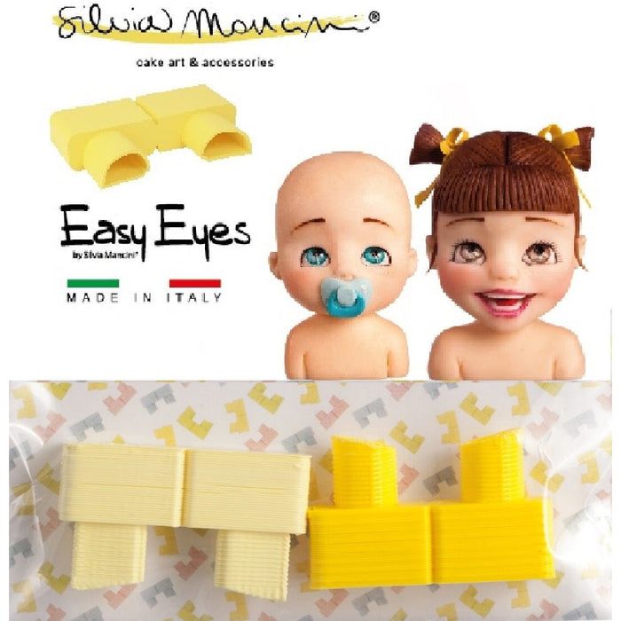Silvia Mancini - Easy Eyes Little Kid (formally known as Little Boy)