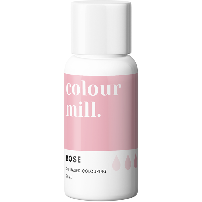 Colour Mill - Oil Based Colouring Rose - 20ml