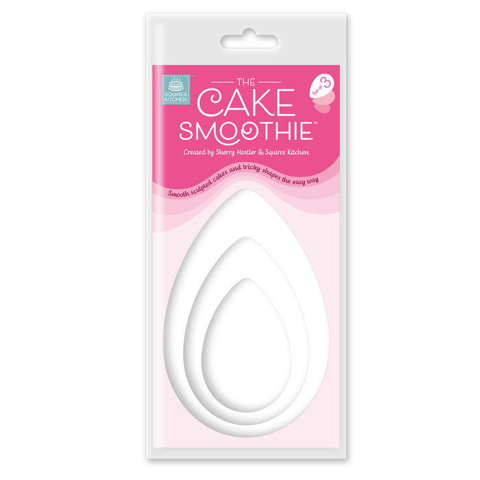 Squires Kitchen Cake Smoothie Set of 3
