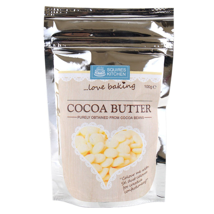 Squires Kitchen Cocoa butter