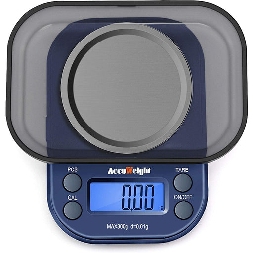 Accuweight - Digital Pocket Scales (weighs up to 300g)