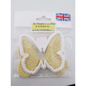 Butterfly veiner and cutter XL