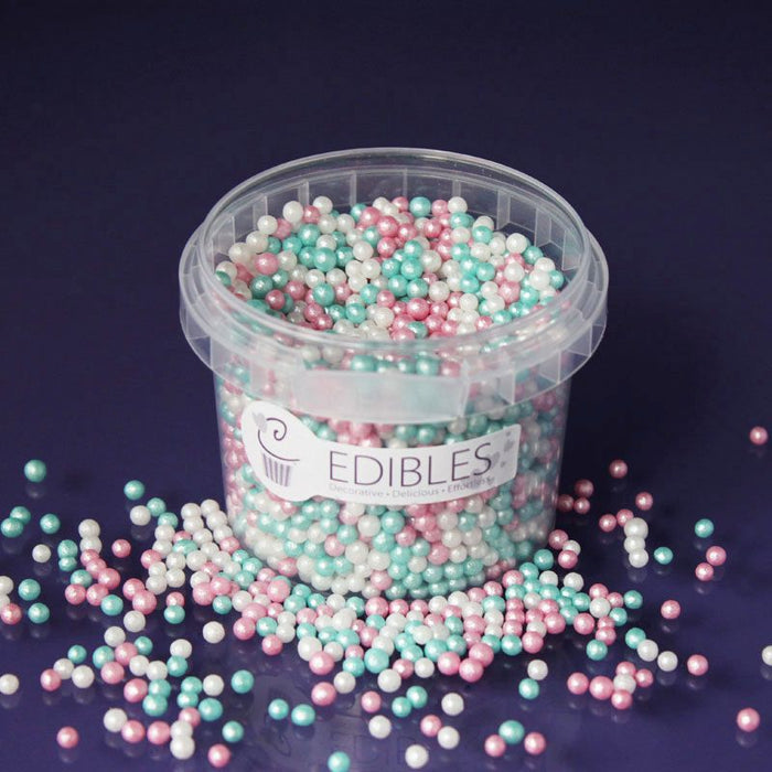 Shimmer Pearls Candy Frost by Purple Cupcakes
