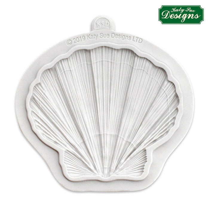 Katy Sue - Clam Shell Silicone Mould