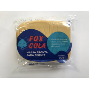 Fox cola ocre ouro 90g
