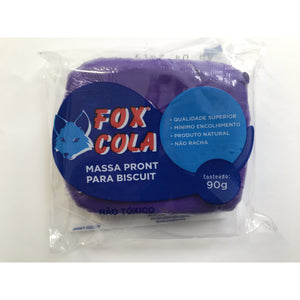 Fox cola violeta 90g