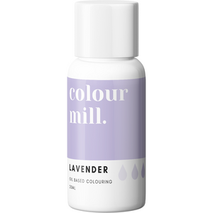 Colour Mill Oil Based Colouring Lavender 20ml