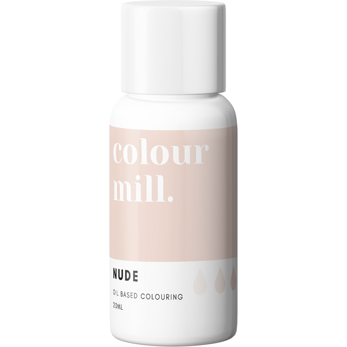 Colour Mill - Oil Based Colouring Nude - 20ml