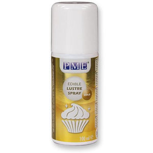 PME Edible Lustre Spray - Gold