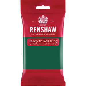Emerald Green Renshaws Ready To Roll 250G