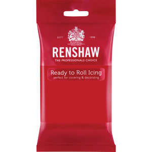 Poppy Red Renshaws Ready To Roll 250G