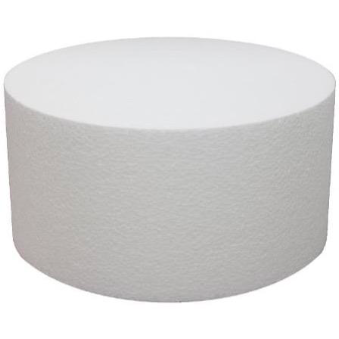 "6"" Depth Polystyrene Cake Dummies"