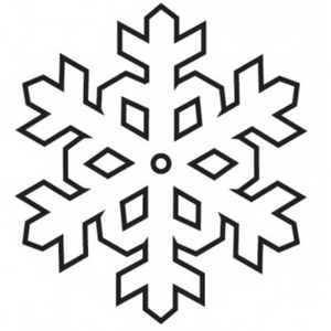Large Snowflake Cutter