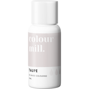 Colour Mill Oil Based Colouring Taupe 20ml