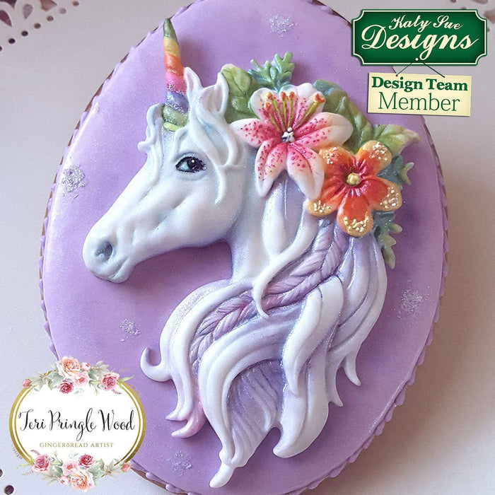Katy Sue - Unicorn Mould