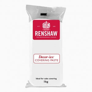 Renshaws Covering Paste White 1Kg