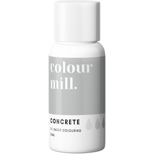 Colour Mill Oil Based Colouring Concrete (Grey) 20ml