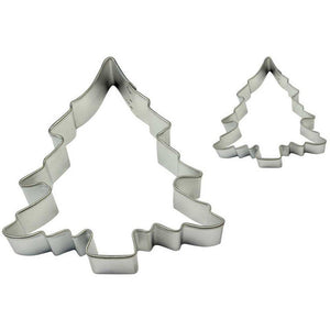 PME Christmas Tree Cookie Cutter Set Of 2