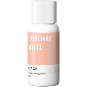Colour Mill Oil Based Colouring Peach 20ml
