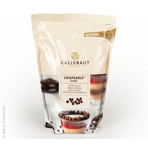 Callebaut - Dark Chocolate Crispearls