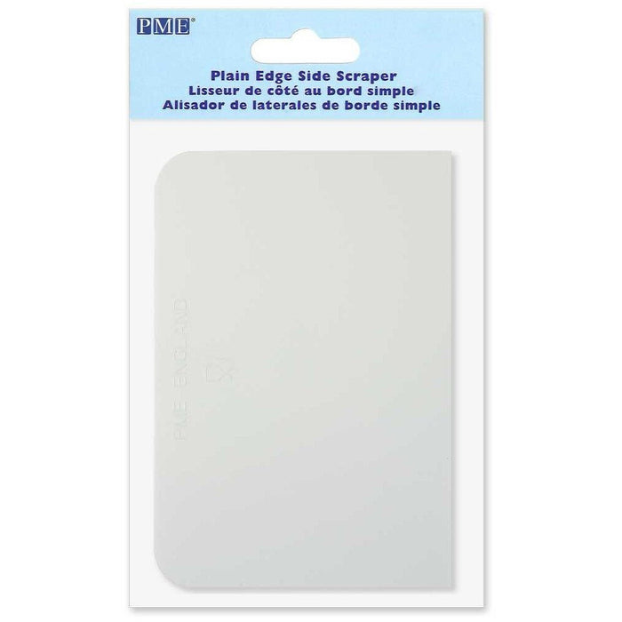 PME Plain Edge Side Scraper - plastic