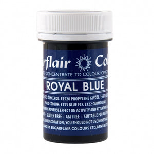 Sugarflair Royal Blue