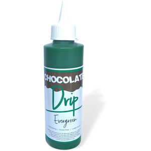Chocolate Drip Evergreen