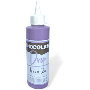 Chocolate Drip Luscious Lilac