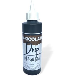 Chocolate Drip Midnight Black