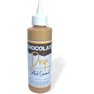 Chocolate Drip Salted Caramel