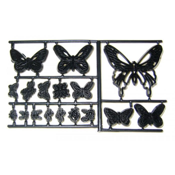 Butterflies, Ladybirds & Bees Cutter Set