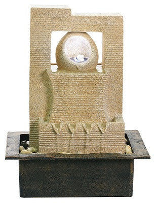 WATER FEATURE-MEDIUM SIZE TABLETOP WATER FOUNTAIN RDF 912 - Whatever Gift