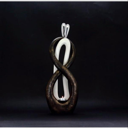 ENTWINED COUPLE  (COUPLE OR WEDDING COLLECTION GIFT) - Whatever Gift